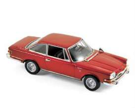 Norev - Glas  - nor820527 : 1967 Glas V8 2600, red metallic