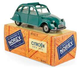 Citroen  - vert agave - 1:43 - Norev - norCL1521 | The Diecast Company