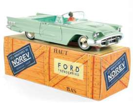 Ford  - vert adriatique - 1:43 - Norev - norCL2711 | The Diecast Company