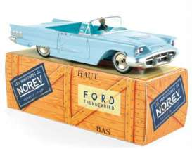 Ford  - aquamarine - 1:43 - Norev - norCL2712 | The Diecast Company