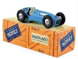 Talbot  - blue - 1:43 - Norev - norCL5811 | The Diecast Company