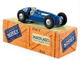 Talbot  - blue - 1:43 - Norev - CL5812 - norCL5812 | The Diecast Company