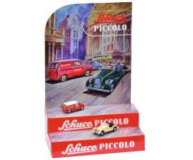 Morgan  - 1:87 - Schuco Piccolo - schupic9551 | The Diecast Company