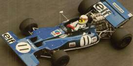 Tyrrell Ford - 1971 blue - 1:43 - Minichamps - mc435710111 | The Diecast Company