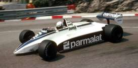 Brabham Ford - 1982 white/blue - 1:43 - Minichamps - mc435820102 | The Diecast Company