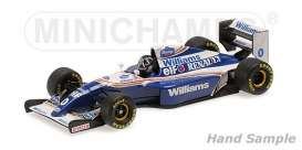 Williams Renault - 1994 white/blue - 1:43 - Minichamps - 417940400 - mc417940400 | The Diecast Company