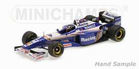 Williams Renault - 1996 white/blue - 1:43 - Minichamps - 435960005 - mc435960005 | The Diecast Company