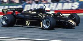 Lotus Ford - 1982 black - 1:43 - Minichamps - mc417820011 | The Diecast Company