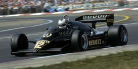Lotus Renault - 1983 black - 1:43 - Minichamps - mc417830012 | The Diecast Company