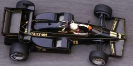 Minichamps - Lotus Renault - mc417840011 : 1984 Lotus Renault 95T #11 Elio de Angelis, black