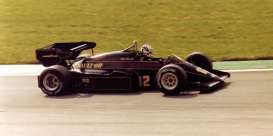 Lotus Renault - 1984 black - 1:43 - Minichamps - mc417840012 | The Diecast Company