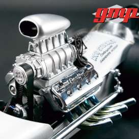 GMP - Engine diorama - gmp18853 : Blown Dragster Engine (from the GMP18847)