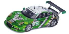 Porsche  - 2016 green - 1:43 - Spark - us014 - spaus014 | The Diecast Company