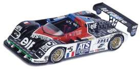 Courage  - 1996 white/black - 1:43 - Spark - s4707 - spas4707 | The Diecast Company