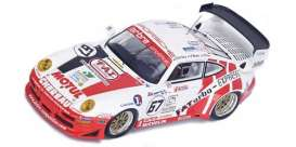 Porsche  - 1999 white/red - 1:43 - Spark - s4450 - spas4450 | The Diecast Company