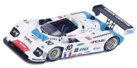 Courage  - 1997 white - 1:43 - Spark - s4708 - spas4708 | The Diecast Company