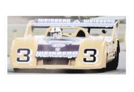 Minichamps - Porsche  - mc100736103 : 1973 Porsche 917/20 #3 Helemut Kelleners Felder Racing Team Interserie 1973, orange/black