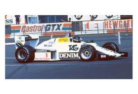 Williams Ford - 1983 white/black - 1:18 - Minichamps - mc117830002 | The Diecast Company