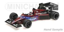 Tyrrell Ford - 1984  red-brown/dark blue - 1:18 - Minichamps - 117840003 - mc117840003 | The Diecast Company