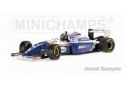Williams Renault - 1994 blue/white/gold/red - 1:12 - Minichamps - mc127941200 | The Diecast Company