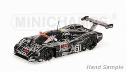 Sauber  - 1988 black/white - 1:18 - Minichamps - mc155883561 | The Diecast Company
