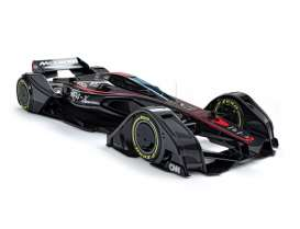 McLaren  - 2015 black - 1:43 - Minichamps - mc537133600 | The Diecast Company