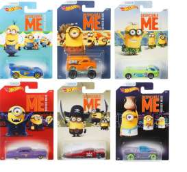 Assortment/ Mix  - 2016 various - 1:64 - Hotwheels - hwmvDWF12 | The Diecast Company