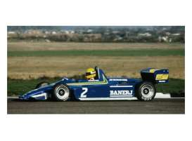 Ralt Toyota - 1982 blue/white - 1:43 - Minichamps - mc547824302 | The Diecast Company