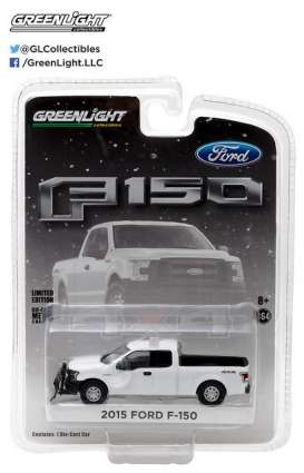 Ford  - F-150 2015  - 1:64 - GreenLight - 29875 - gl29875 | The Diecast Company