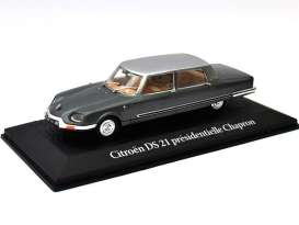 Citroen  - grey - 1:43 - Magazine Models - prc011 - magprc011 | The Diecast Company
