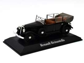 Renault  - 1938 black - 1:43 - Magazine Models - prc613 - magprc613 | The Diecast Company