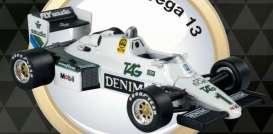 Williams  - 1983 white/green - 1:43 - Magazine Models - for09 - magfor09 | The Diecast Company
