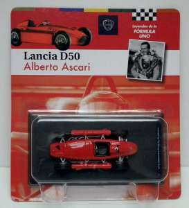 Lancia  - 1955 red - 1:43 - Magazine Models - for12 - magfor12 | The Diecast Company