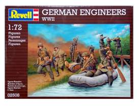 Figures diorama - 1:72 - Revell - Germany - 02508 - revell02508 | The Diecast Company