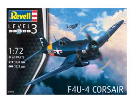 Chance Vought  - 1:72 - Revell - Germany - 03955 - revell03955 | The Diecast Company