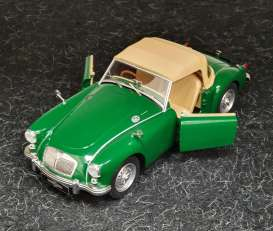 MG  - 1959 green - 1:18 - Triple9 Collection - T9-1800165 | The Diecast Company
