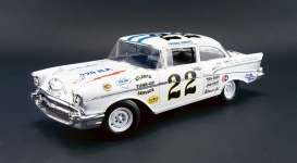 Chevrolet  - 1957  - 1:18 - Acme Diecast - acme1807002 | The Diecast Company