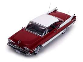 Dodge  - 1959 ruby/pearl - 1:18 - SunStar - 5492 - sun5492 | The Diecast Company