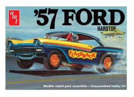 AMT - Ford  - amts1010 : 1/25 1957 Ford Hardtop, plastic modelkit
