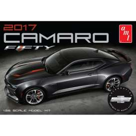 AMT - Chevrolet  - amts1035 : 1/25 2017 Chevrolet Camaro 50th Anniversary, plastic modelkit