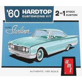 AMT - Ford  - amts1055 : 1/25 1960 Ford Starliner, plastic modelkit