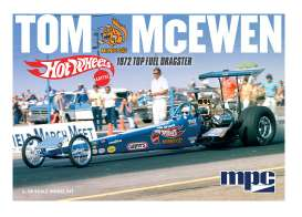 MPC - Dragster  - mpc855 : 1/25 1972 Rear Engine Dragster (Hot Wheels) Tom