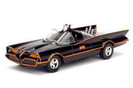 Batman  - *Classic TV Series* 1966 black/red - 1:32 - Jada Toys - 98225 - jada98225 | The Diecast Company