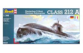 Howaldtswerke-Deutsche Werft   - 1:144 - Revell - Germany - 05019 - revell05019 | The Diecast Company