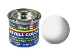 Paint  - white matt - Revell - Germany - 32105 - revell32105 | The Diecast Company
