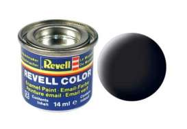Paint  - black matt - Revell - Germany - 32108 - revell32108 | The Diecast Company