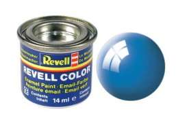 Paint  - light blue gloss - Revell - Germany - 32150 - revell32150 | The Diecast Company