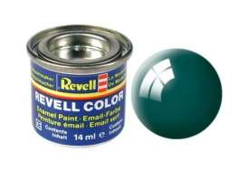 Paint  - moss green - Revell - Germany - 32162 - revell32162 | The Diecast Company