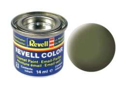 Paint  - dark green matt RAF - Revell - Germany - 32168 - revell32168 | The Diecast Company