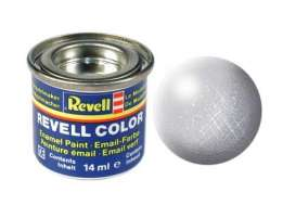 Paint  - silver metallic - Revell - Germany - revell32190 | The Diecast Company